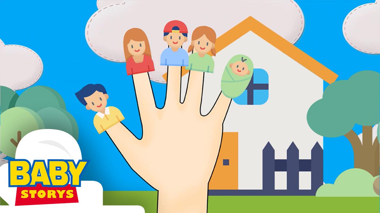 Finger Family | นิ้วโป้งอยู่ไหน