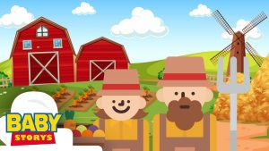 Old Macdonald Had A Farm | ปู่ของฉันท่านเป็นชาวนา