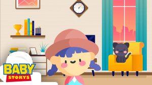Mary had a little cat song | เพลงหนูมาลี